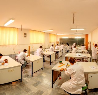 Laboratory of Physics One