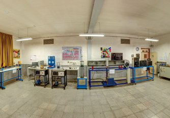 Laboratory of Heat Transfer and Fluids